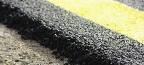 Advantages of bitumen in asphalt paving
