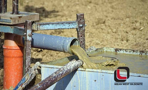 Investigation of types of drilling mud and their properties
